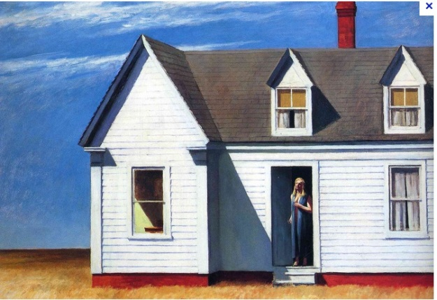 "Edward Hopper's ""High Noon"""